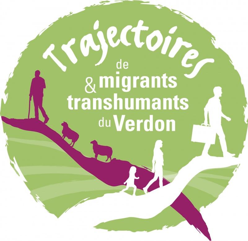 logo de l'événement Trajectoires de migrants et transhumants du Verdon