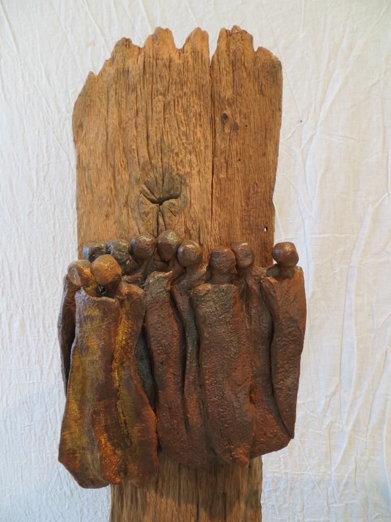 sculpture de Christel Schlierkamp