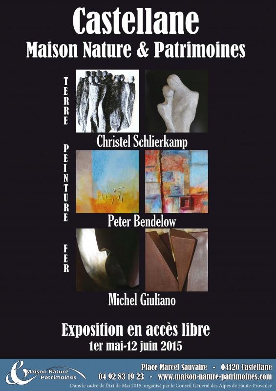 Affiche exposition 2015