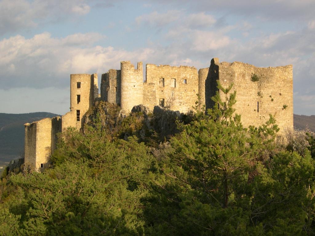 Chateau de Bargème
