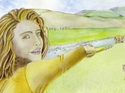 La vallée du Jabron au temps de la Préhistoire