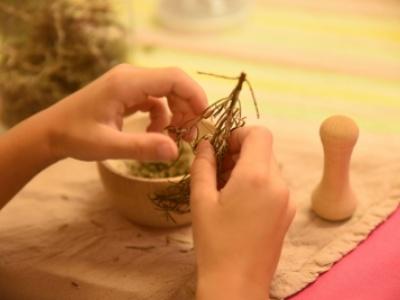 Atelier aromatique