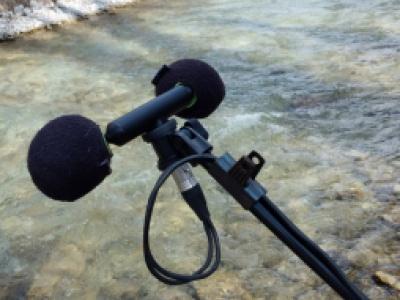 Histoire(s) d'eau : Inauguration des promenades sonores ! par Radio Grenouille
