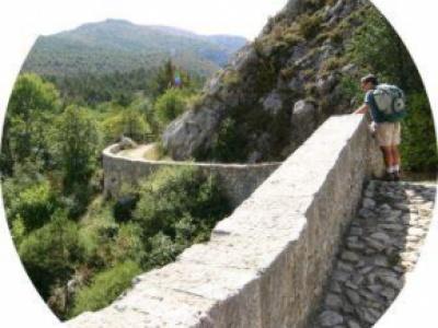 Artuby rando pont de Madame