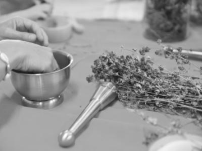 Fabrication du sel aromatique