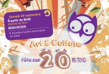 Art et culture Fabri de Peiresc fête ses 20 ans